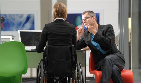 Crece la cifra de personas con discapacidad en la Seguridad Social