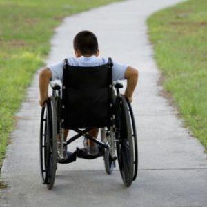 Sillas de ruedas infantiles