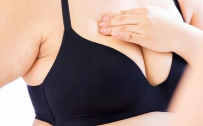 Cinco pasos para la autoexploración mamaria